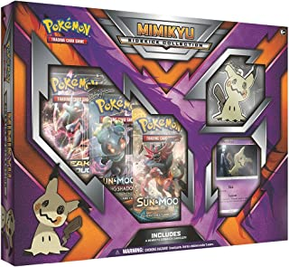 Pokemon Mimikyu Sidekick Collection Trading Cards