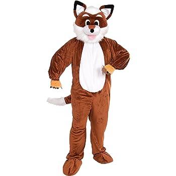 Forum Novelties Men's Promotional Fox Mascot Costume