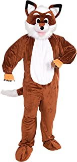 Men's Promotional Fox Mascot Costume