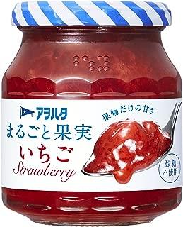 アヲハタ まるごと果実 いちご 255g