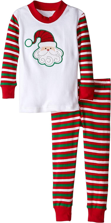 Sara's Prints Unisex Baby Long John Pajamas