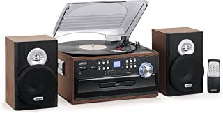 Best stereo shelf systems with turntable Reviews
