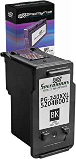 Speedy Inks Remanufactured Inkjet Cartridge Replacement for Canon PG-240XXL 5204B001 Extra High-Yield (Black)