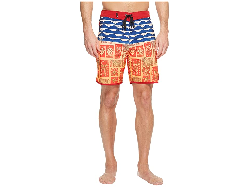 Hurley Phantom Tahiti 18 Boardshorts (Multi) Men