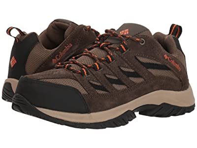 Columbia Crestwood (Camo Brown/Heatwave) Men