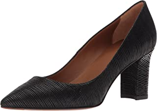 Aquatalia Women's Michaela Textured MET CLF Pump