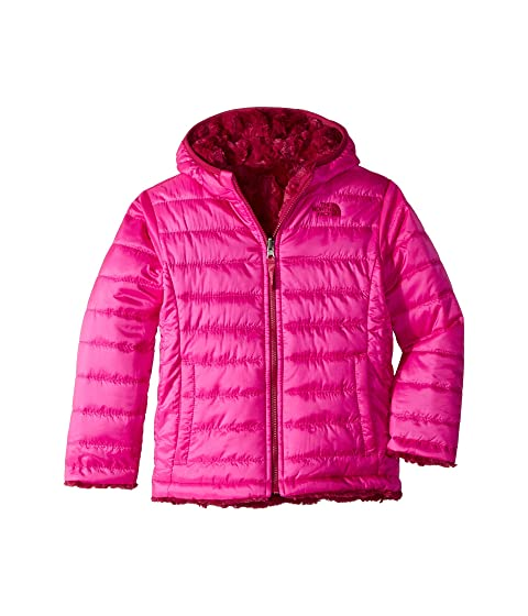 968d6b03a4 The North Face Kids Reversible Mossbud Swirl Jacket (Toddler) at ...