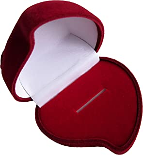 Oyabridal Wedding Ring Box Bridal Ring Box Rose Ring Boxes for Wedding