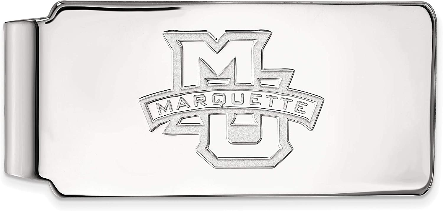 Marquette University Golden Eagles School Letters and Credence Name Industry No. 1 Money