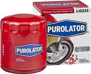 Purolator L12222 Premium Motorschutz Spin On Ölfilter Rot