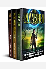 The Invasion Boxed Set : An Intergalactic Space Opera Adventure (A Gateway to the Galaxy Series) Kindle Edition
