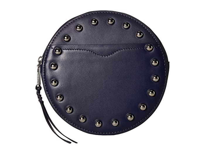 Rebecca Minkoff 20 mm Studded Belt Bag (Twilight) Women