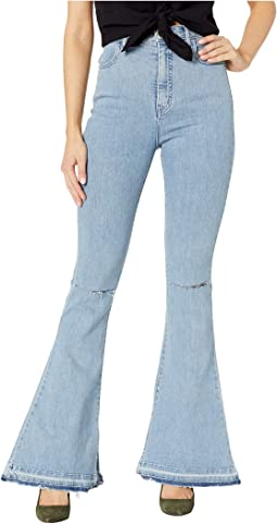 Austin High-Waisted Flare Pants