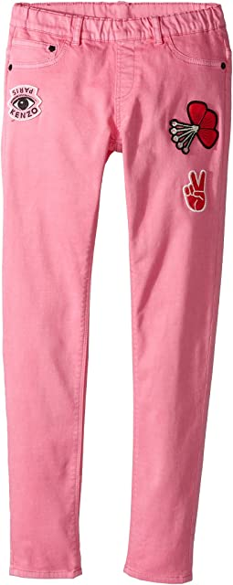 Kenzo Kids - Pink Jegging (Big Kids)