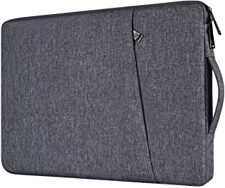 13 Inch Waterpoof Laptop Case Bag for DELL XPS 13 7390 9380, 2019 MacBook Air 13, MacBook Pro 13 Touch Bar, Surface Laptop 3 2019, Lenovo Yoga 730, HP Dell ASUS LG Lenovo, 13 inch Laptop Tablet Bag