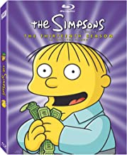 Simpsons Season 13