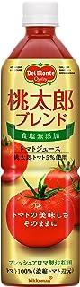 デルモンテ 桃太郎ブレンド 食塩無添加 トマトジュース 900gPET×12本入