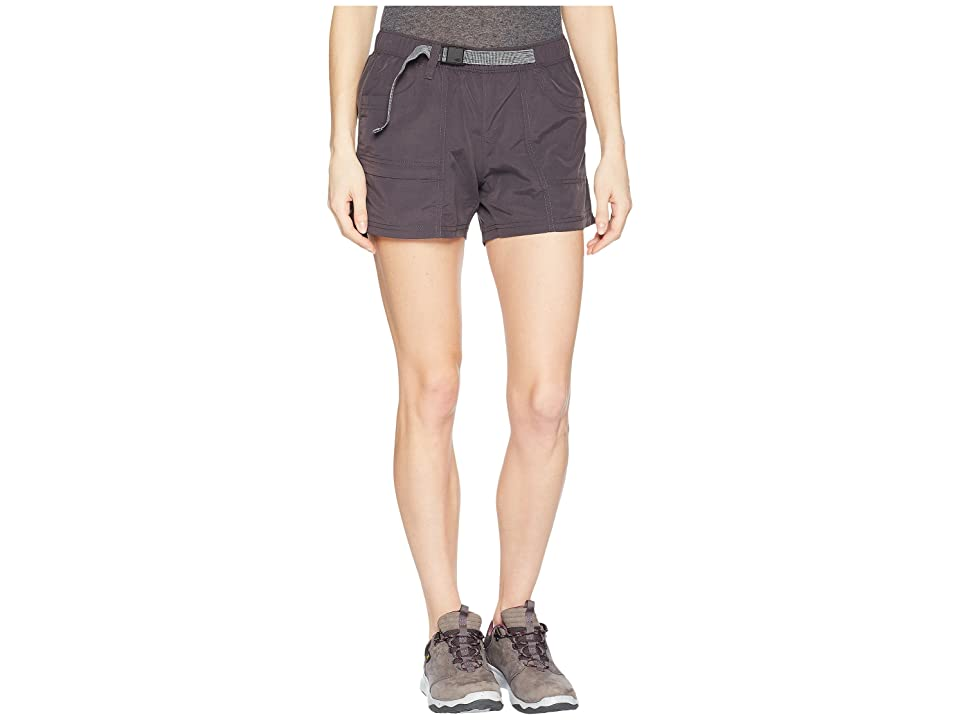 The North Face Class V Hike Shorts (Weathered Black) Women
