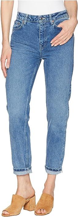 Mom Jeans - Indigo
