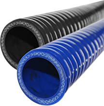 1m droites Silicone Radiateur Tuyau 45mm 1 3//4 silicon