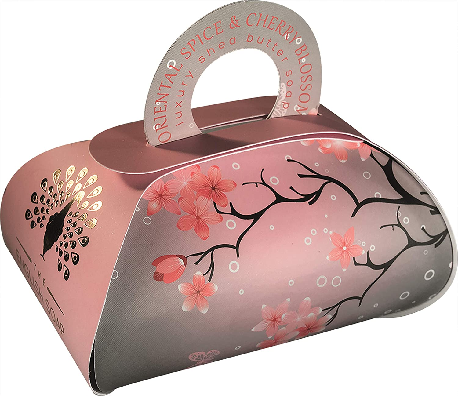 The English Soap Special price for a limited online shop time Company Large Oriental Bath Spi Gift Bag