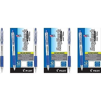 PILOT FriXion Clicker Erasable Refillable /& Retractable Gel Ink Pens 12 Count - 2 Pack Black Ink Fine Point 31450