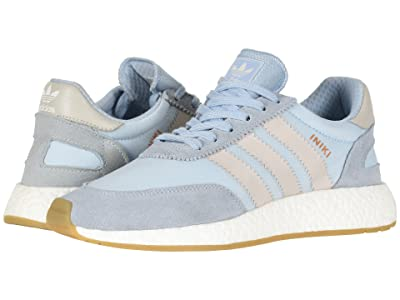 adidas Iniki Runner (Light Blue/Grey/Gum) Men