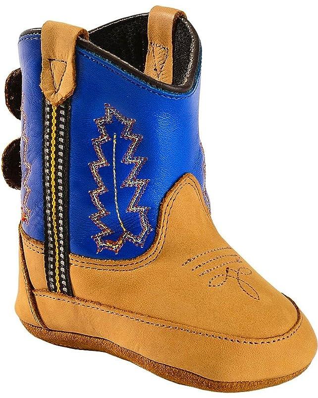 Old West Infant-Boys' Blue Poppets - 10034 nsqqgmlk613375