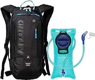 6L Mini Bicicleta mochila impermeable, paquete de hidratación con mochila 2L bolsa de agua bicicleta de esquí bolsa de esq...
