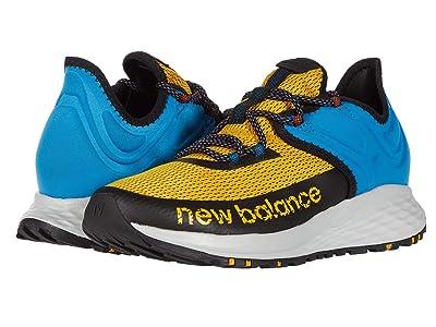 New Balance Fresh Foam Roav Trail (Varsity Gold/Neo Classic Blue) Men