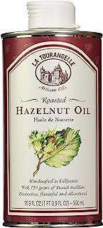 La Tourangelle, Roasted Hazelnut Oil, 16.9 Ounce (Packaging May Vary)