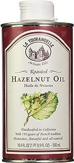 La Tourangelle Roasted Hazelnut Oil, 16.9 Ounce