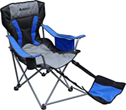 Outdoor Quad Camping Chair - Lightweight, Portable...