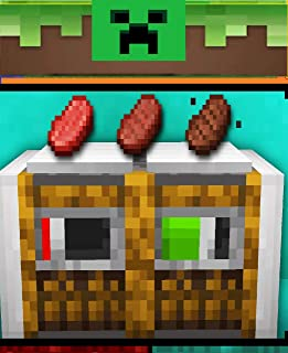 13 Kitchen Build Hacks in Minecraft : (UNOFFICIAL Screen Guide Handbook)- Unofficial Minecraft Books for Kids, Teens, & Ne...