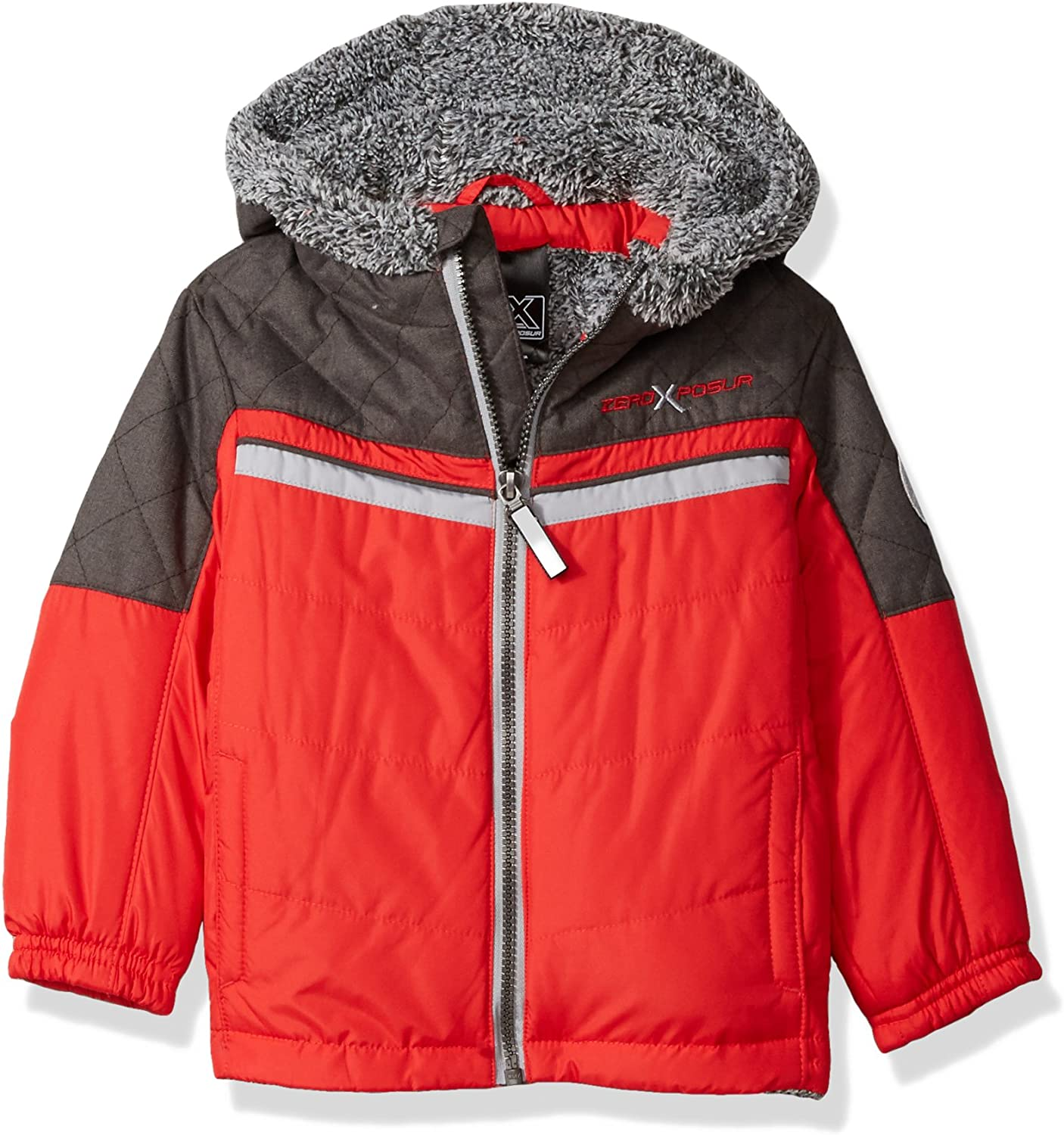 ZeroXposur boys Toddler Franklyn Transitional Jacket
