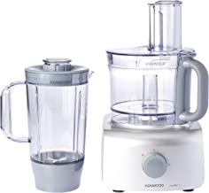 Kenwood MultiPro Home, Food Processor, FDP646SI, Silver