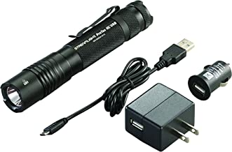 Streamlight 88054 ProTac HL USB 850 Lumen Professional Tactical Flashlight with High/Low/Strobe with USB Charger - 850 Lumens