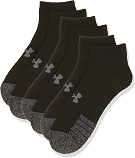 Under Armour Unisex UA Youth Heatgear Socks (pack of 3)