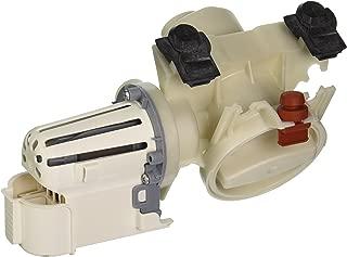 Whirlpool 280187 Washer Drain Pump, white