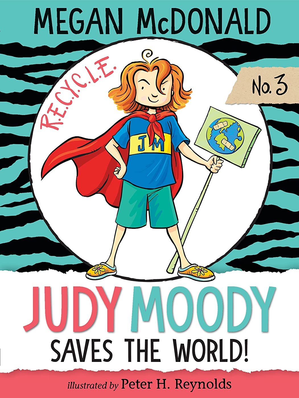 権限を与えるアルプス束Judy Moody Saves the World! (English Edition)