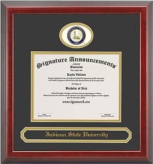 indiana state university diploma