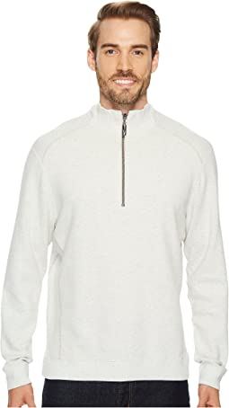 Tommy Bahama - Reversible Flip Side Classic 1/2 Zip Pullover