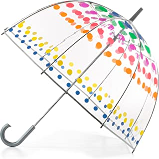Clear Bubble Umbrella, Dots
