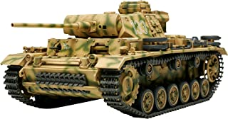 Tamiya 1/48 Military Miniature Series No.24 German Panzer III L-32524