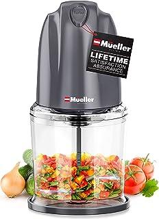 مایلر برقی خردکن مولر برای سبزیجات ، میوه ها ، آجیل ها ، گوشت ها و پوره - 2 تیغه از جنس استنلس استیل
