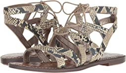 Roccia Baja Snake Leather