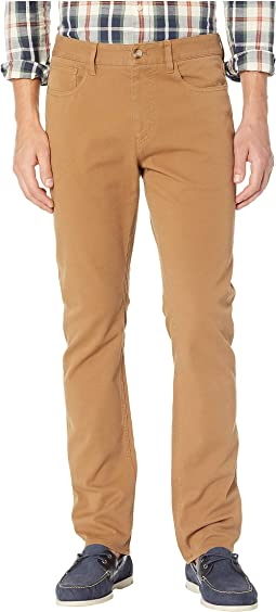 Cavalry Twill Five-Pocket Pants
