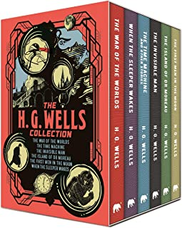 The H. G. Wells Collection: Deluxe 6-Volume Slipcase Edition (Arcturus Collector's Classics)