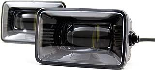 fits 2017+ Ford Super Duty F250 F350 F450 LED Fog Lights Kit XB