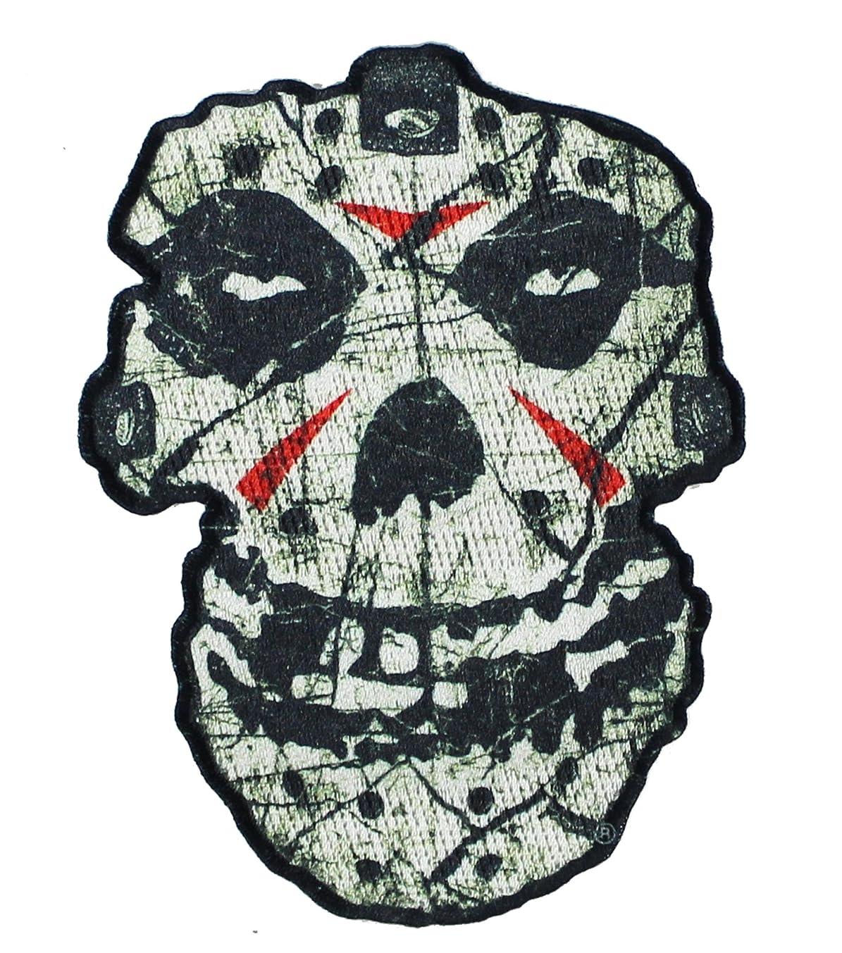 Application Misfits Crystal Lake Skull Patch